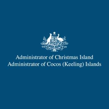 Administrator of Christmas Island